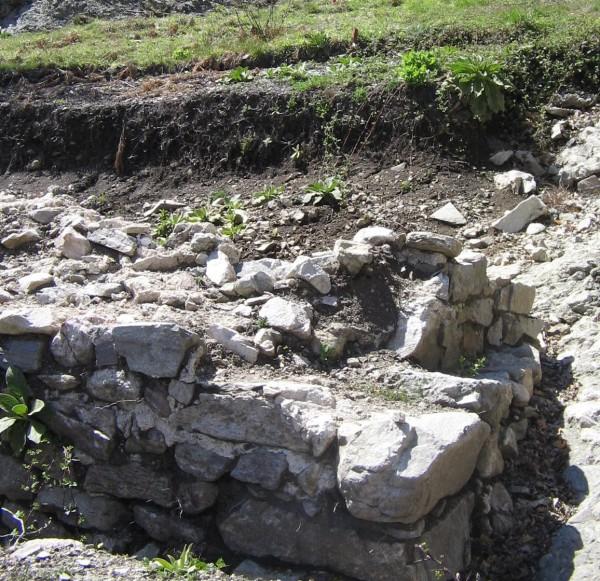 част от крепостна стена