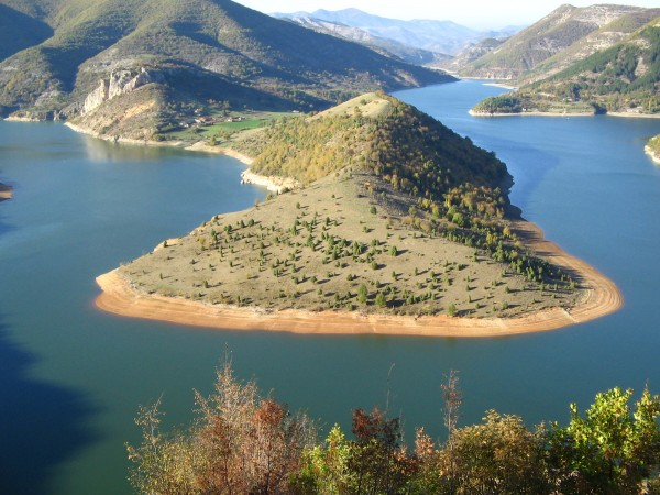 Меандрите на река Арда