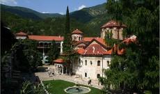 Бачковския манастир, основан през 1083 година е вторият